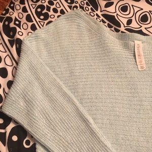 Teal Knitted Sweater